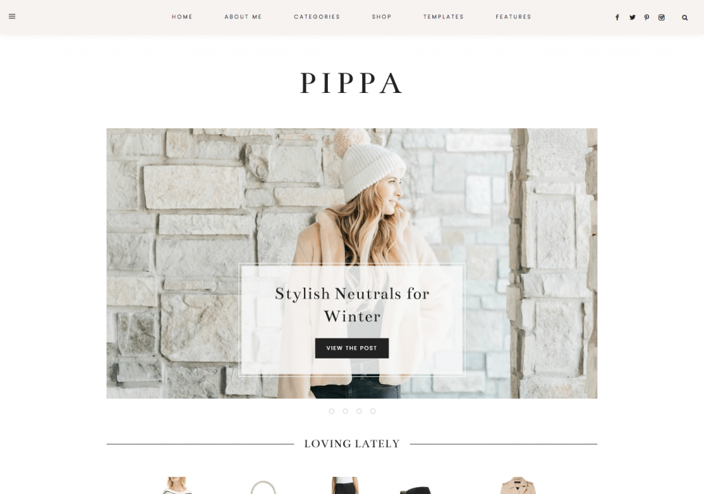 wordpress-theme-17thavenue-pippa
