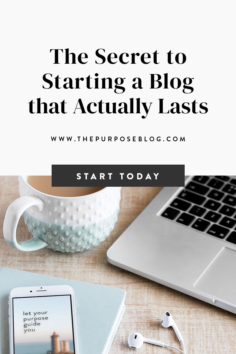 The Secret to Growing a Blog That Lasts