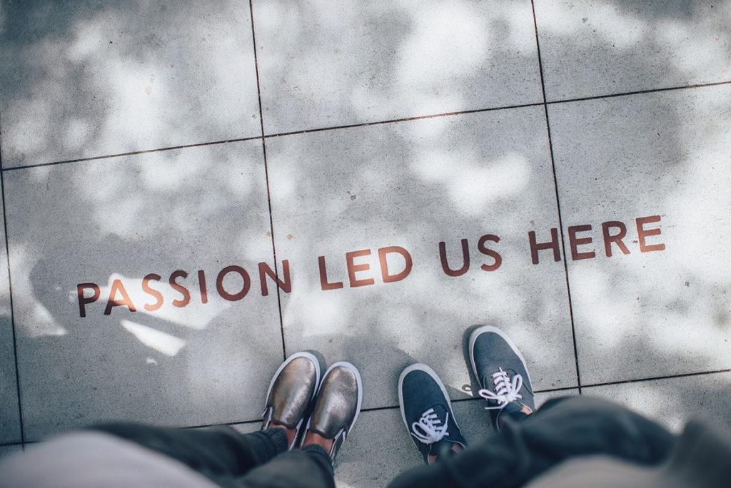 passion blog